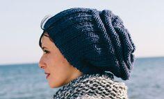 Catalogue Débutantes 4 Automne / Hiver | 19: Femme Bonnet | Jeans