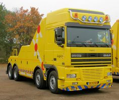 DAF 95XF - Logicx of Holland