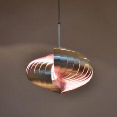 Hanging Lamp by Henri Mathieu for Lyfa | #18513
