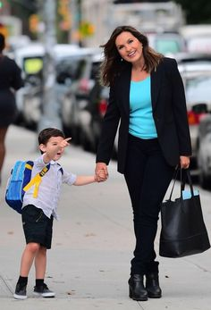 Olivia Benson and noah  #Svu #Season19