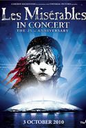 Les Miserables in Concert - 25th Anniversary... absolutely amazing! So powerful!
