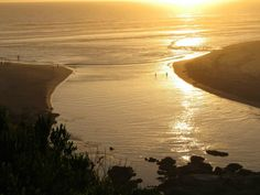 10 Lesser Known Places You've Never Been To In South Africa, But Probably Should - Sedgefield, Western Cape, South Africa Small Towns, South Africa, Sunset, Landscape, Places, Travel, Outdoor, Sunsets, Outdoors