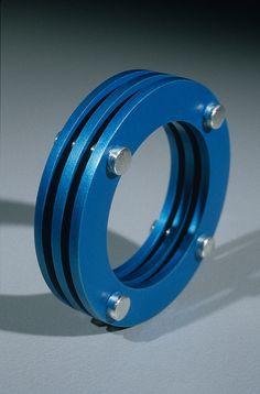 Aluminum Ring #2 for C by jon m ryan, via Flickr