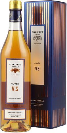 Der Godet Cognac aus Frankreich ist bekannt und beliebt unter den Cognac Sorten hier im Cognac und Spirituosen Online Shop. Bestellen Sie hier günstig