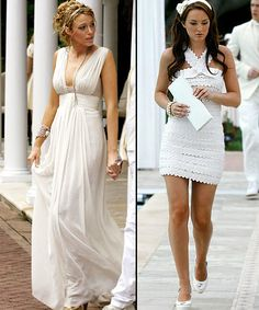 gossip girl style - White party in the hamptons