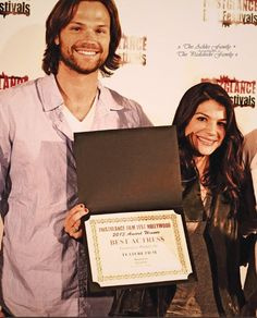 Gen and Jared ❤️ I adore this couple