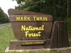 Mark Twain National Forest, MO