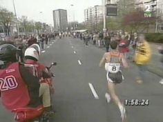 Maratón de Rotterdam 1998. Fabián Roncero cuya MMP en Maraton fue tambien en Rotterdam en 1999 con 2:7:23