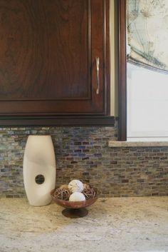 Idea for the kichen. Add granite on window sill Cute Home Decor, Home Design Decor, House Design, Interior Design, Granite Kitchen, Kitchen Flooring, Kitchen Backsplash, Countertop, New Kitchen Interior