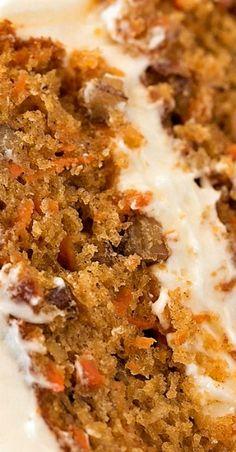 Savory magic cake with roasted peppers and tandoori - Clean Eating Snacks Moist Carrot Cakes, Best Carrot Cake, Carrot Pineapple Cake, Classic Carrot Cake Recipe, Homemade Carrot Cake, Mini Cakes, Cupcake Cakes, Carrot Cake Cupcakes, Cake Recipes