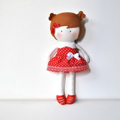 My Teeny-Tiny Doll™ Asha by Cook You Some Noodles, via Flickr