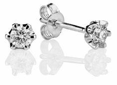 Kohinoor Polaris timanttikorvakorut 143-239V-10 Stud Earrings, Jewelry, Fashion, Moda, Jewlery, Jewerly, Fashion Styles, Stud Earring, Schmuck