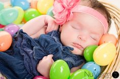 Newborn Photography ~ Easter