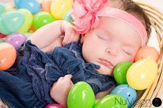 Newborn Photography ~ Easter