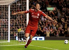 Andy Carroll had the game of his life for LFC on sat, didnt deserve to be on loosing side. Liverpool Team, Liverpool England, Andy Carroll, Event Security, You'll Never Walk Alone, Barclay Premier League, Premier League Matches, Soccer Players, Manchester City