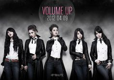 4minute releases second 'Volume Up' teaser image! #allkpop #4minute #kpop