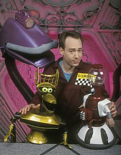 Mystery Science Theater 3000 with Joel and Gypsy