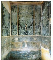 House of the Orchard pompeii - Google Search