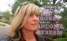 Amy Starr Allen, blog for full-time income
