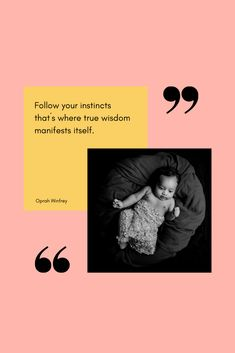 Daily Doula - It´s a moms world! Doula, Follow Your Instinct, Oprah Winfrey, Wisdom, Mom, Trying To Conceive, Don't Care, Interesting Facts, Pregnancy
