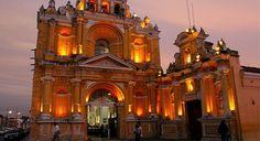 Guatemala iglesias / catedrales
