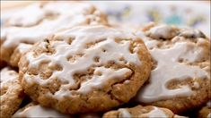 Oatmeal Cookie Recipes, Oatmeal Raisin Cookies, Chocolate Chip Cookies, Oatmeal Raisins, Tasty Videos, Food Videos, Biscuit Bar, Pumpkin Bread, Food For Thought