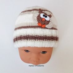 103 meilleures images du tableau tuque   Yarns, Knitted hats et ... 1fa9c5db956