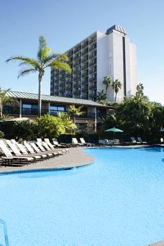 Relax poolside at the Catamaran Resort