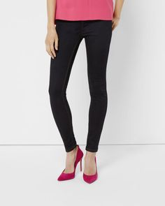 High waisted skinny jeans - Rinse Denim | Jeans | Ted Baker UK