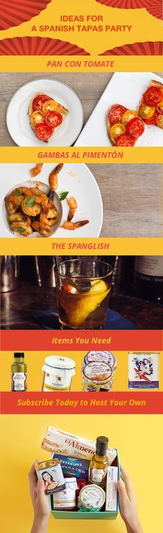If you're the type of person who is passionate about food and adventure, boy do we have the box for you. Lovingly curated by experts chefs, each box contains recipes, cultural norms, regional music, movie suggestions, and so much more. Try The World today! Subscribe to receive a free Spain Box free trial.