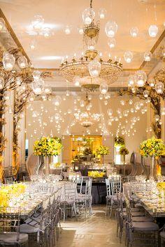 Casamento no Copacabana Palace: Aline + Robert - Constance Zahn