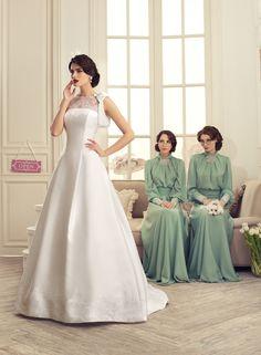 Tatiana Kaplun Haute Couture Collection 2014