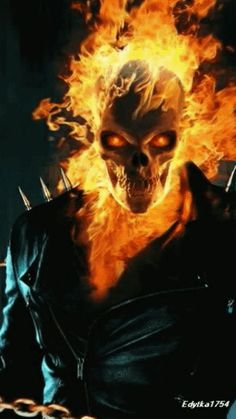Ghost Rider HD Wallpaper For Android Ghost Rider 2, Ghost Rider Images, Ghost Rider Johnny Blaze, Ghost Rider Marvel, Ghost Rider Wallpaper, Marvel Wallpaper, Hd Wallpaper, Marvel Canvas, Grim Reaper Art
