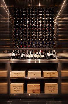 Presidio Wine Room