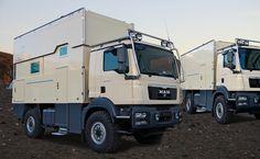 World-traveler vehicle ATACAMA