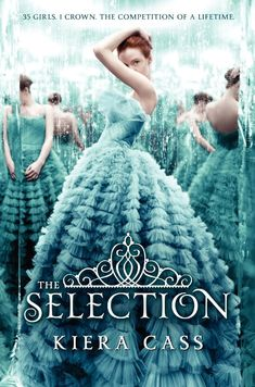 If you want to relive the highs and lows of Blair's fairy-tale romance with Prince Louis, then you should definitely check out The Selection. La Sélection Kiera Cass, Kiera Cass Books, The Selection Kiera Cass, Selection Series, Coron, New Books, Books To Read, Science Fiction, Maxon Schreave