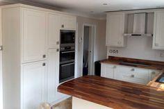 Innova küchen ~ An innova luca gloss alabaster kitchen diy kitchens