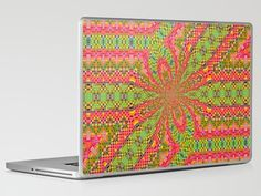Ribbons and Bow...laptop & iPad skin - by: Lisa Argyropoulos - $35.00