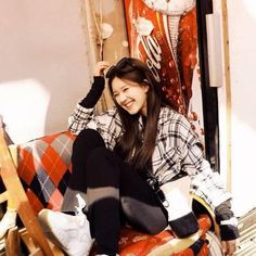 Korean Celebrities, Thalia, Ulzzang Girl, My Idol, Cute Girls, Wattpad, Hipster, Punk, Stylish