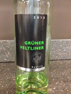 *2013 Winzer Krems Gruner Veltliner - Straw yellow in color with subtle spicy notes on the nose. Minerals, subtle fruits, some spice on the palate. Crisp, but not sheer. Medium + body. Nice to drink. 86 points. Buy at $13