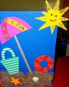 Fun Summer Activities for Kids.You can find Kids summer activities and more on our website.Fun Summer Activities for Kids. Summer Arts And Crafts, Summer Art Projects, Craft Projects, Daycare Crafts, Toddler Crafts, Summer Activities For Kids, Kids Fun, Summer Crafts For Preschoolers, Summer Kids