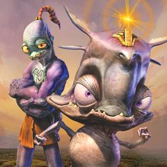 Oddworld: Munch's Oddysee Android app