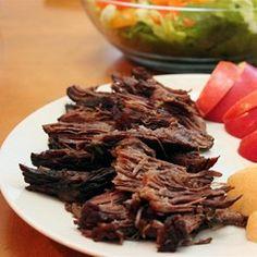 Simple Slow-Cooked Korean Beef Soft Tacos - Allrecipes.com