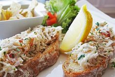 Crab Sandwich at The Housel Bay Hotel, Lizard   The 17 Best Sandwiches In The UK Right Now