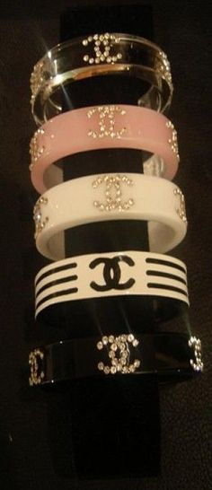 Chanel Bangles : Via-Imgend