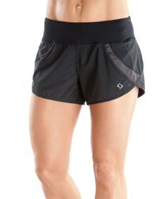 """Wide Waistband Running Shorts--So much more comfortable...just maker them a little longer than 2""""inseam, though, please and thank you."""