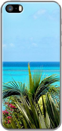 Wild Exotic Blue Paradise Seascape By BluedarkArt for iPhone 5/5s