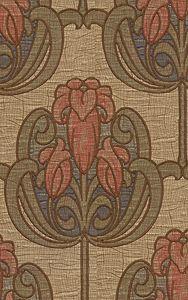 Wall Fill - Victorian era arts and crafts