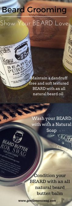 Manly Beard with all natural beard oil and beard butter/balm will lead to a healthy and well maintained beard.your Manly Beard with all natural beard oil and beard butter/balm will lead to a healthy and well maintained beard. Beard Styles For Men, Hair And Beard Styles, Badass Beard, Beard Butter, Natural Beard Oil, Mode Man, Beard Game, Beard Grooming, Awesome Beards