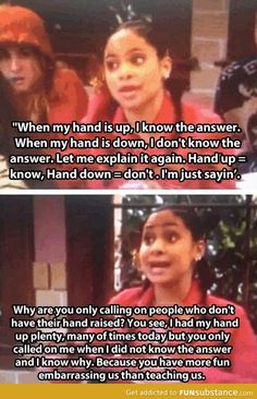 New Funny Disney Channel Memes Posts 47 Ideas That's So Raven, Clap Back, Funny Quotes, Funny Memes, Memes In Real Life, In This World, I Laughed, The Best, Funny Pictures